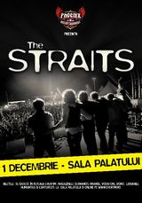 The Straits: Concert in Romania de ziua nationala, la Sala Palatului