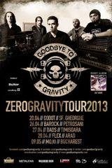 Goodbye To Gravity: Concert la Bucuresti pe 9 mai