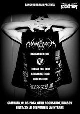 Concert Nargaroth pe 1 iunie la Club Rockstadt din Brasov