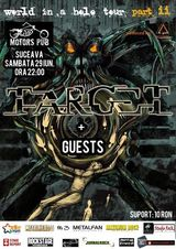 Concert Targ3t la Motors Pub din Suceava