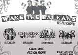 Wake The Balkans Tour 2013