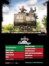 Rocker's Challenge in iulie la Sasca Montana