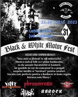 Black & White Motor Fest