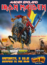 Rockoteca Iron Maiden cu Lenti Chiriac in Private Hell