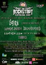 Rockstadt Extreme Fest Open Air 2013