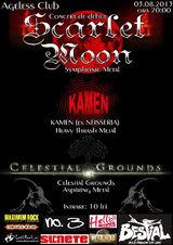Concert de debut Scarlet Moon