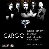 Concert Cargo la White Horse Costinesti pe 1 august