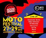 Rock Wheel Moto Festival pe Aerodromul Comana, pe 27-29 Septembrie