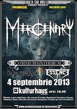 Concert Mercenary si Omnium Gatherum in septembrie la Bucuresti