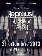 Concert Leprous in octombrie la Bucuresti
