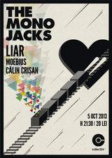 Concert de ramas bun The Mono Jacks, Sambata, 5 Octombrie