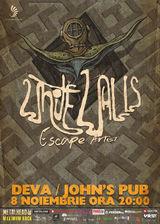 Concert White Walls pe 8 noiembrie la John's Pub din Deva