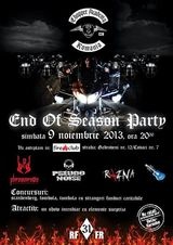 Concert Phenomenon, Pseudonoise si Razna: End Of Season Party astazi in Fire Club