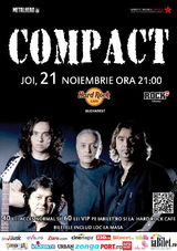 Poze Compact in Hard Rock Cafe - 22 noiembrie 2013