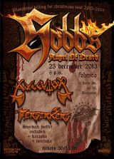 Concert Hobbs' Angel Of Death la Club Fabrica din Bucuresti