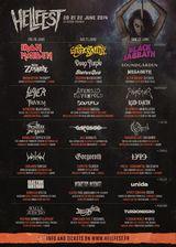 Primele nume confirmate pentru Hellfest 2014