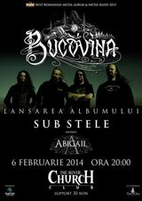 Concert lansare album Bucovina la Silver Church