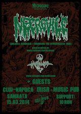 Necrovile - New album release party