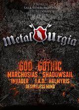 Metal Urgia Fest 2014 in Hunedoara
