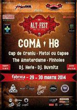 Alt-Fest 2014 @ Club Fabrica