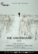 The Amsterdams @ Pub S4 Bacau
