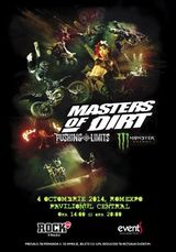Masters of Dirt la Romexpo