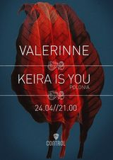 Concert Valerinne & Keira is You in Control