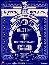 Rock the Night in Roter-Keller