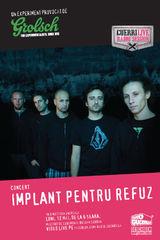 Concert Implant Pentru Refuz & Dan Byron in Energiea