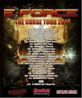 Concert E-Force in Irish Music Pub