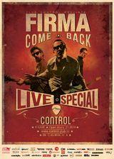 Firma - ComeBack Live Special in Control