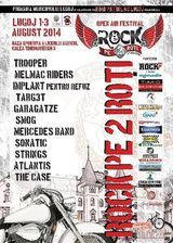 Rock pe 2 roti, in aer liber