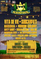 PLOPSTOCK, 21-23 August, Satu Mare