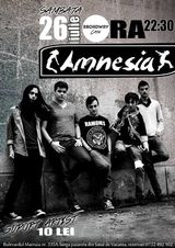 Concert Amnesia la Broadway Cafe Constanta !