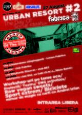 Urban Resort#2: Concert  The Amsterdams, Les Elephants Bizarres si Kumm