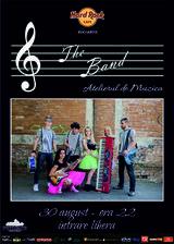 Concert The Band, in Hard Rock Cafe Bucuresti