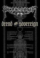 Concert Dread Sovereign si Procession la Bucuresti