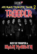 Concert Trooper in Club Live Campina