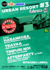 Concert Travka, Timpuri Noi si Habanegra plus improvizatie cu Backstage Boys in Club Fabrica & B52 Bucuresti