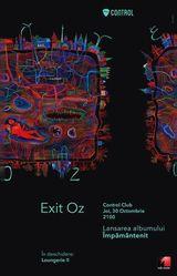 Exit OZ - lansare de album