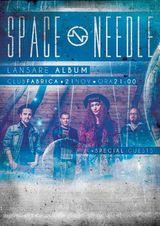Lansare album Space Needle in Club Fabrica Bucuresti