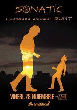 Concert-lansare de album Sonatic - Sunt