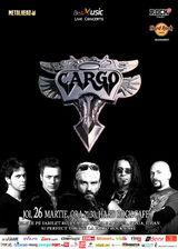 CARGO in concert extraordinar la Hard Rock Cafe