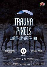 Concert Travka si Pixels in Club Colectiv din Bucuresti pe 13 Februarie
