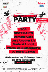 Happy Anti Valentine's Day in Fabrica!