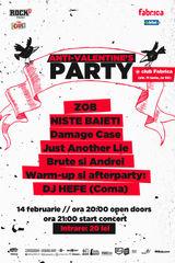 Happy Anti Valentine's Day in Fabrica!