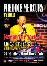 Castigatorul Best Tribute Act UK 2014 aduce magia unui show QUEEN pe 27 martie la Hard Rock Cafe