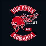Red Evils M.C. organizeaza o intrunire moto la inceputul lui Iunie la Casoaia