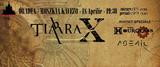 Tiarra pentru prima oara in Oradea pe 18 Aprilie in Moszkova Kavezo