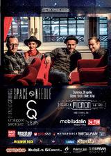 SPACE NEEDLE unplugged & SOLARTIS QUARTET la Teatrul Mignon pe 26 Aprilie